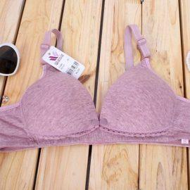 Áo ngực cho bé bú có mous. Made in Thailand