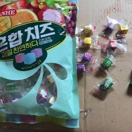 Kẹo mềm trái cây tổng hợp Hàn Quốc